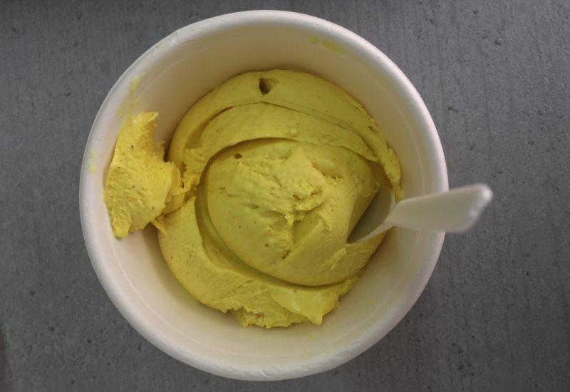 Turmeric Ice-Cream